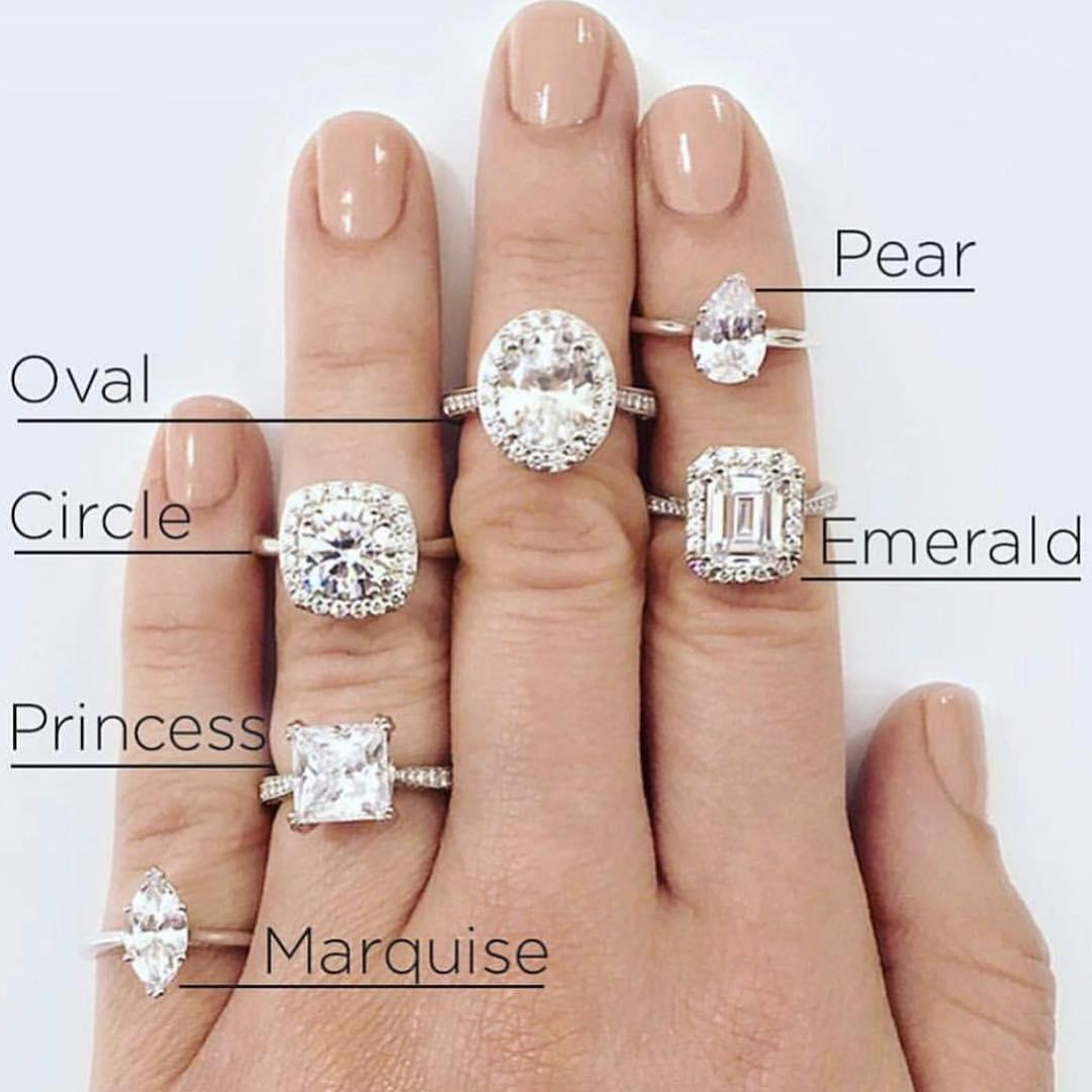 گوهر شناسی - چگونه یک الماس را انتخاب کنید