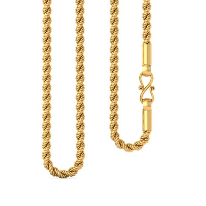 زنجیر طنابی (Rope Chain)