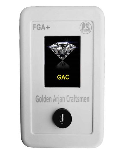دستگاه تشخیص و عیارسنج طلا