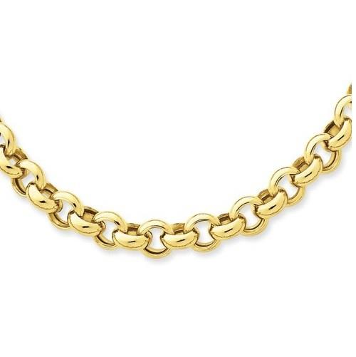 زنجیر رولو (Rolo Chain)