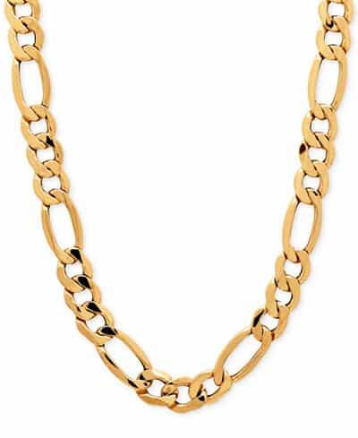 زنجیر فیگارو (Figaro Chain)